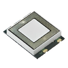 19 x 15 x 3.2 Blue Touch SMD Display with IC Driver